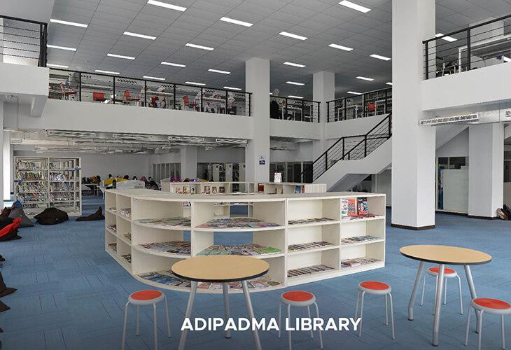 Adipadma Library